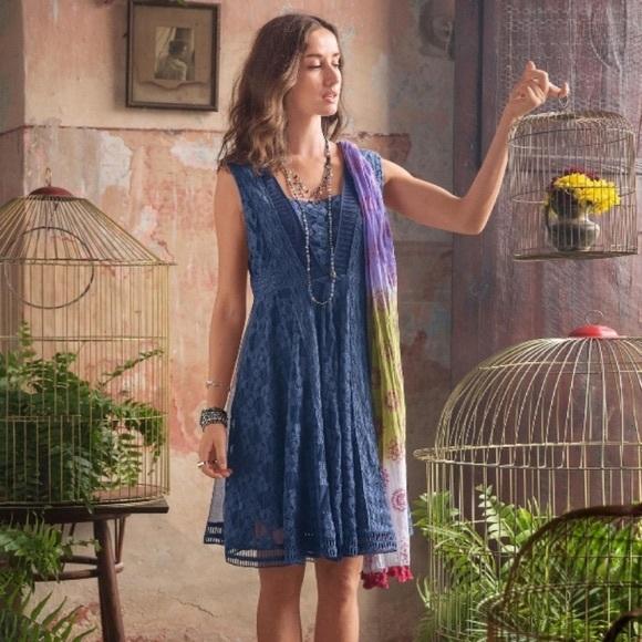 Sundance True Essence Lace Dress